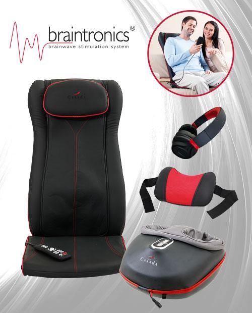Quattromed V braintronics® Set