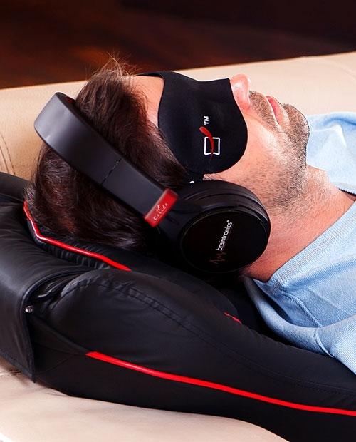 Kopfhörer für die braintronics® Anwendungen